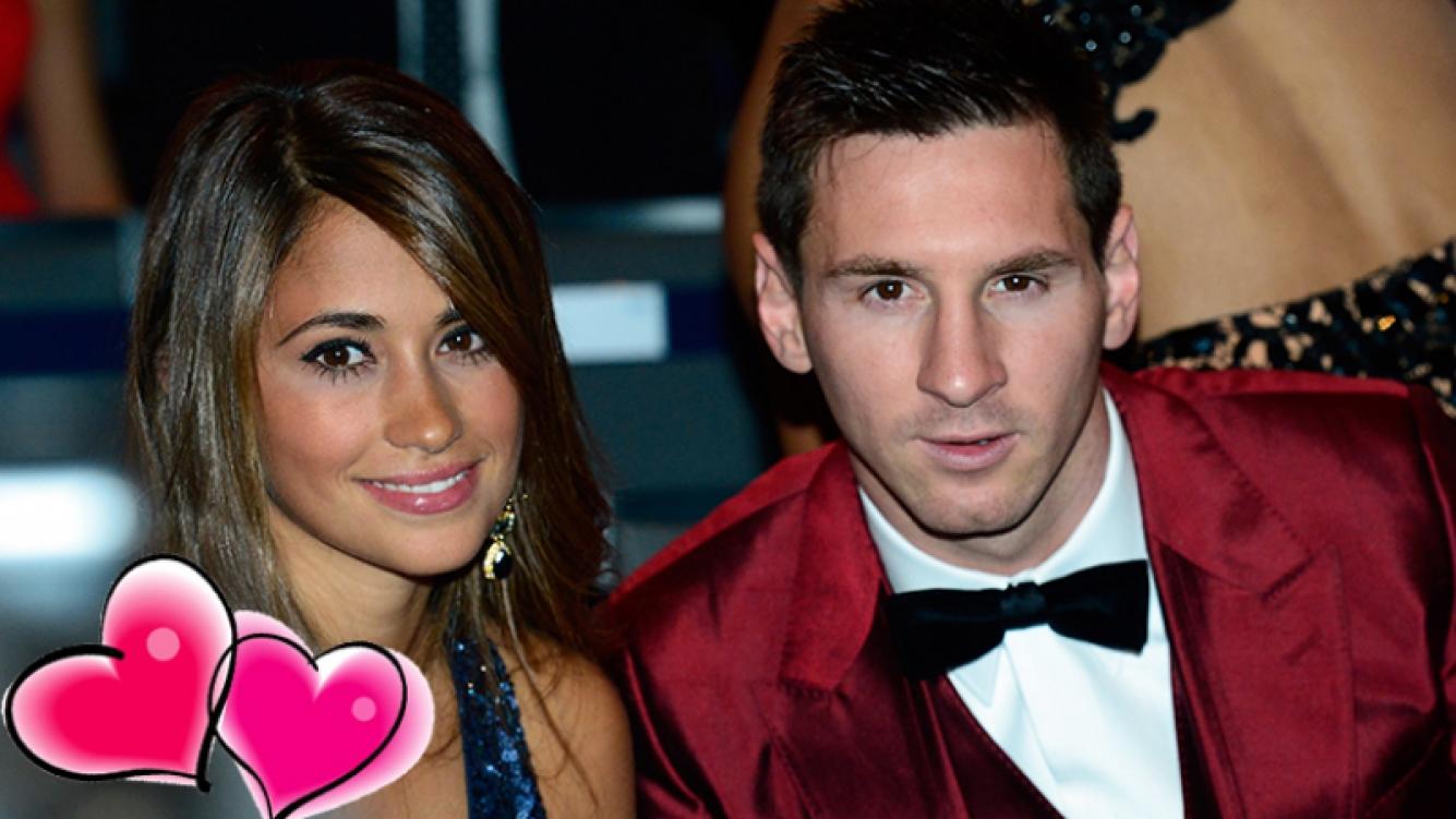 Messi y Antonela no se casarán por Iglesia (Foto: AFP).