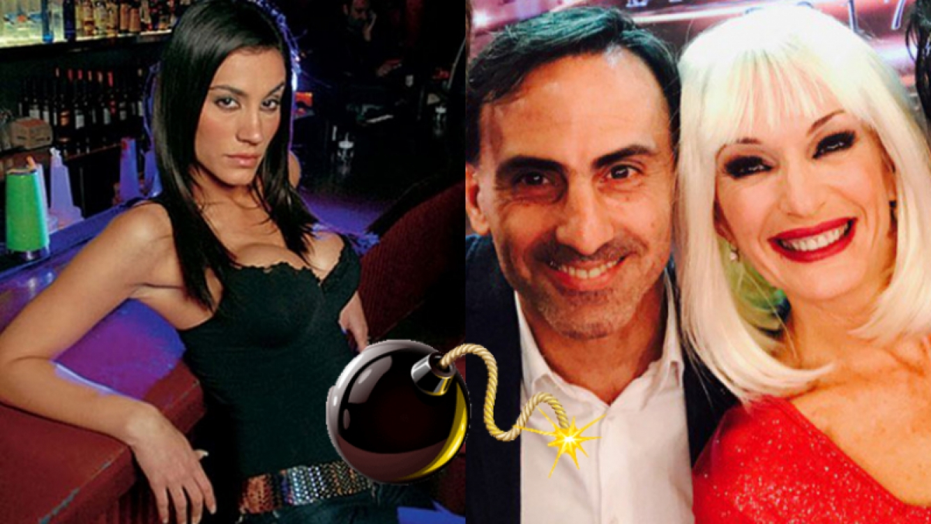 Natacha Jaitt, sin filtro contra Diego Latorre y Yanina.