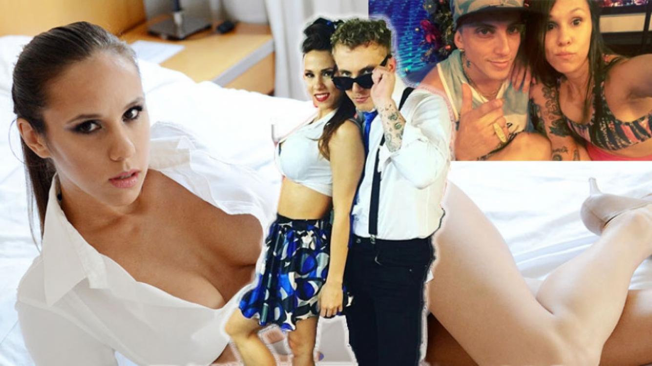 Barby Silenzi y el Polaco se encontraron el viernes en un boliche, a horas de la separación del cantante. Foto: Ciudad e Instagram.