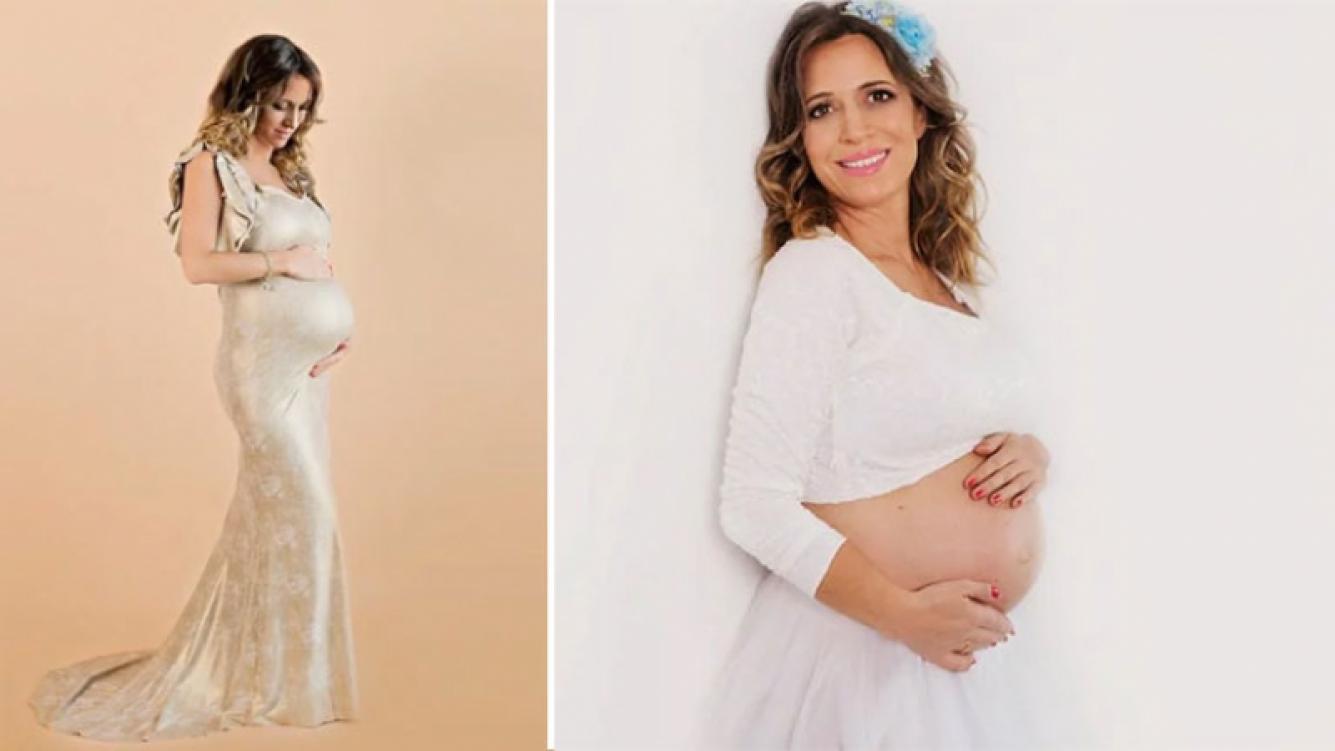 Sandra Borghi habló de la llegada de su tercera hija (Foto: Moments, by Cata Galante)