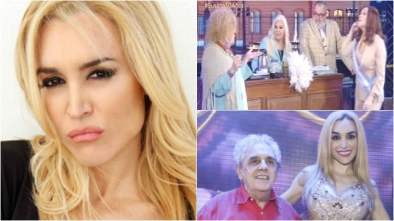 ¿Insultaron a Fátima Florez en el programa de Susana?