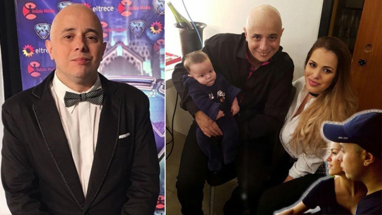 El Dipy admitió que está en crisis con Mariana Diarco, la mamá de Valentino. (Foto: Instagram)