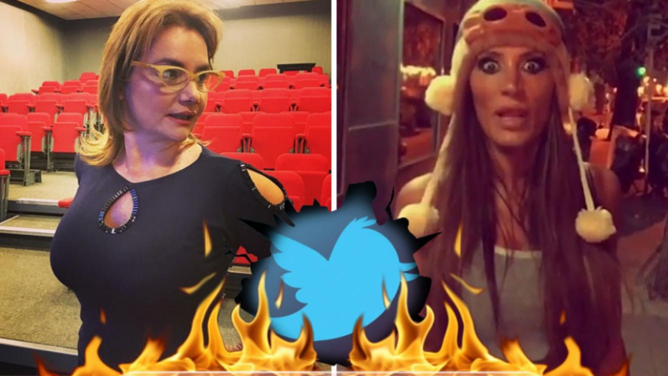 Nancy Pazos y Natacha Jaitt protagonizaron un fuerte cruce en Twitter. (Foto: Instagram)