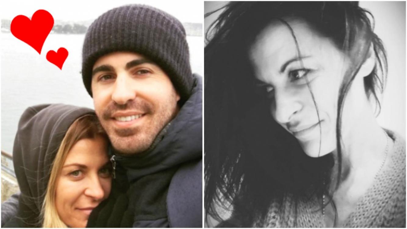 Los románticos mensajes de Eugenia Tobal y su novio en las redes (Fotos: Instagram)