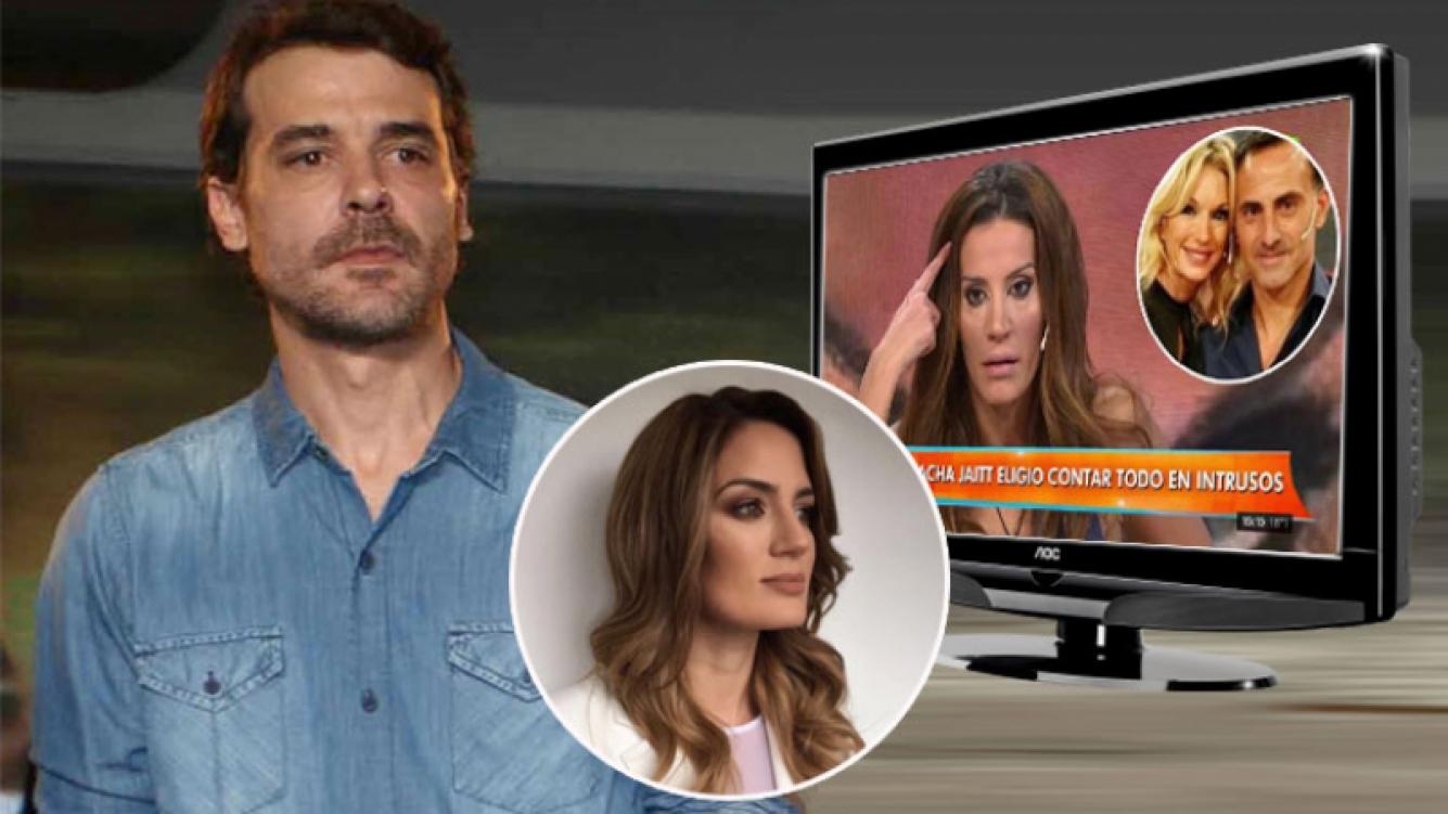 Pedro Alfonso reveló lo que le dijo Paula Chaves sobre las infidelidades en la farándula