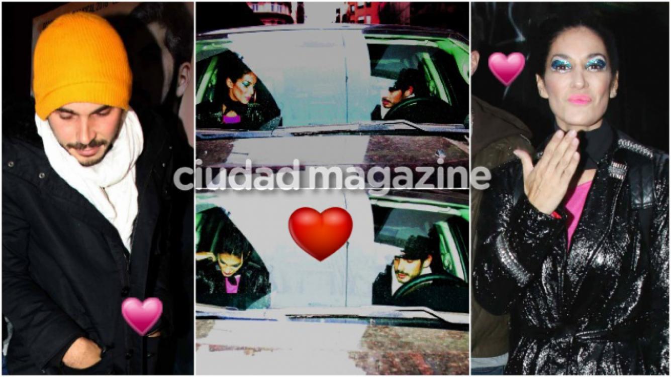 Silvina Escudero habló de su noviazgo de 4 meses con Federico (Fotos: Ciudad Magazine)