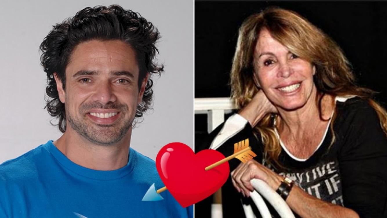 Luciano Castro habló por primera vez de su romance con Pata Villanueva