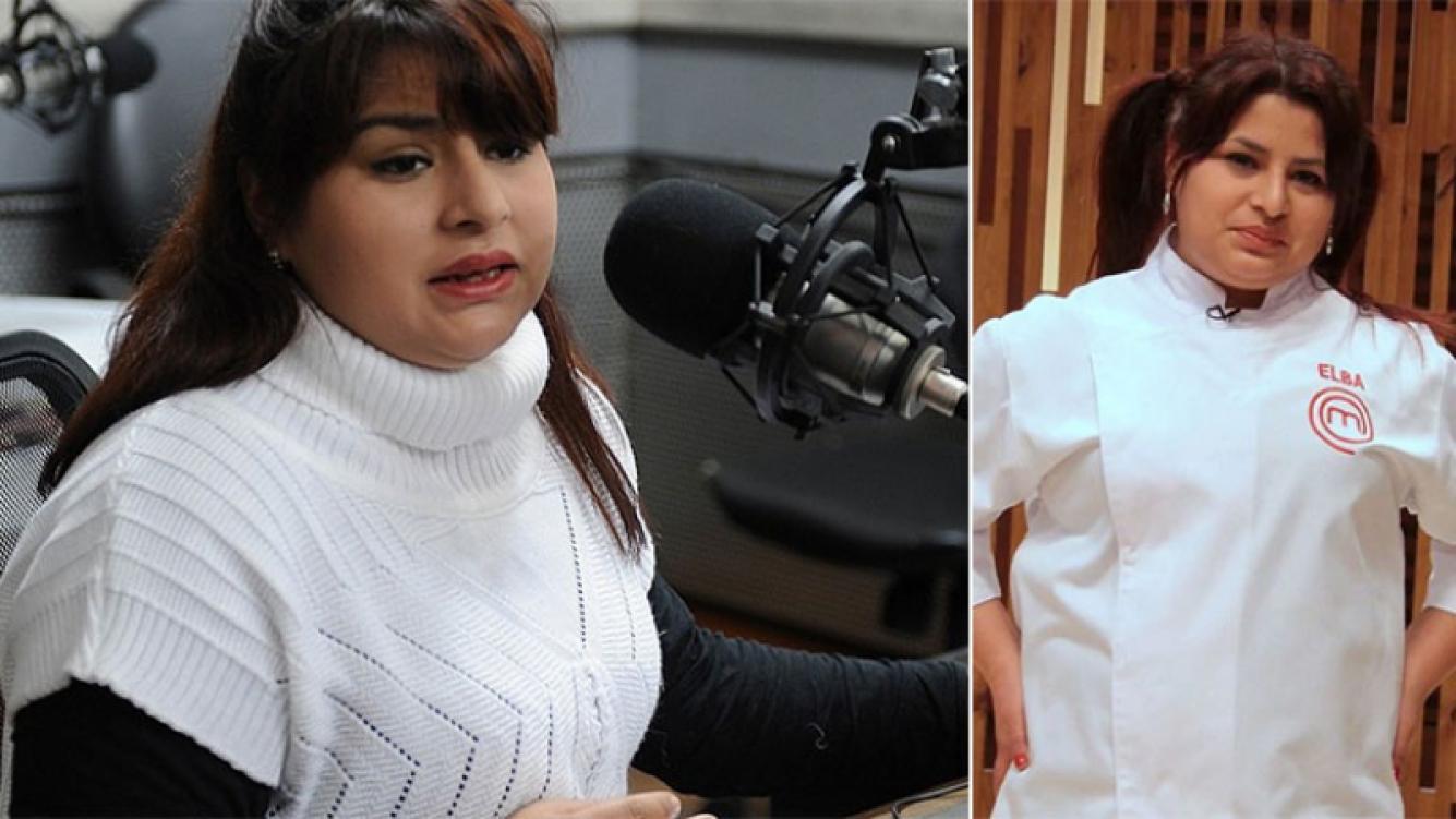 La nueva faceta laboral de Elba Rodríguez (Fotos: Clarín y archivo Telefe)