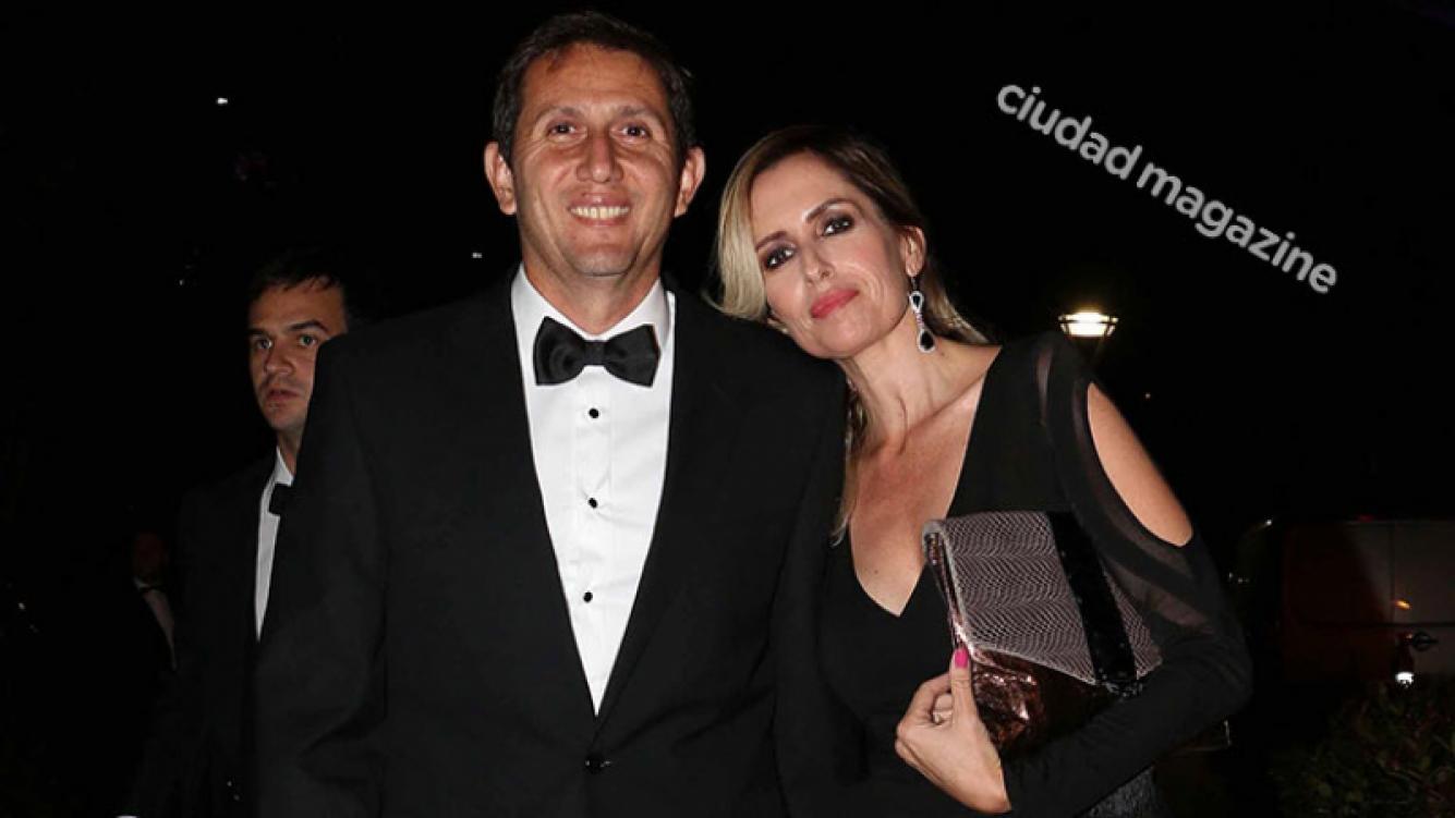Juan Pablo Varsky se casará con Lala Bruzoni después de casi dos años de amor. Foto: Movilpress/Ciudad.