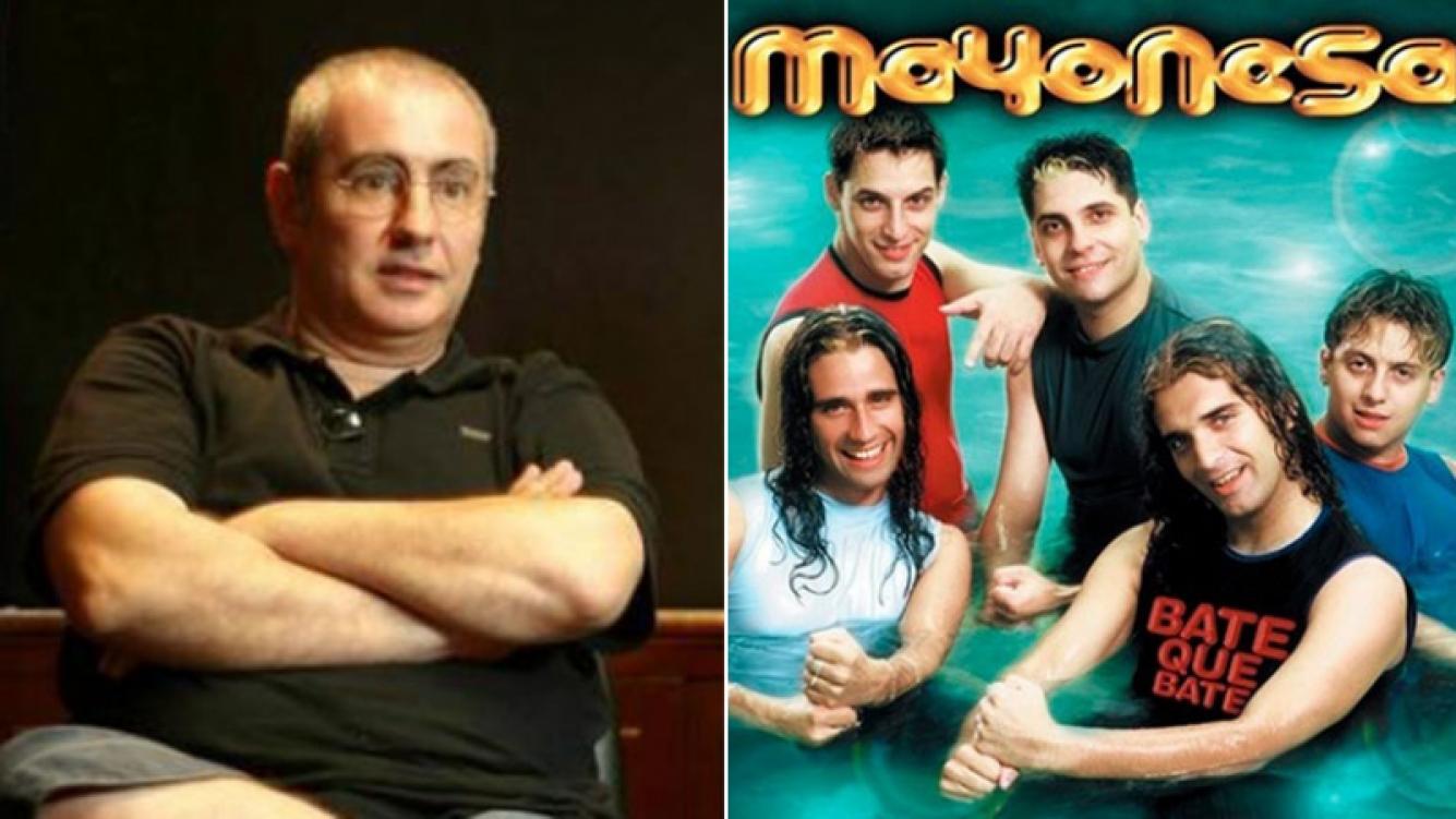"""A los 53 años, murió Eduardo Britos, creador del hitazo """"Mayonesa"""""""