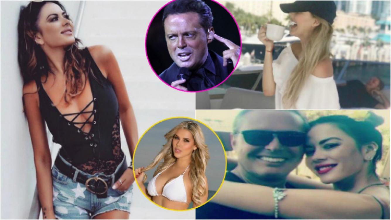 """Karina Jelinek confesó que Luis Miguel le sigue escribiendo… ¡pese a estar de novio!: """"Me escribe casi todos los días"""" Foto: Instagram/ Web"""