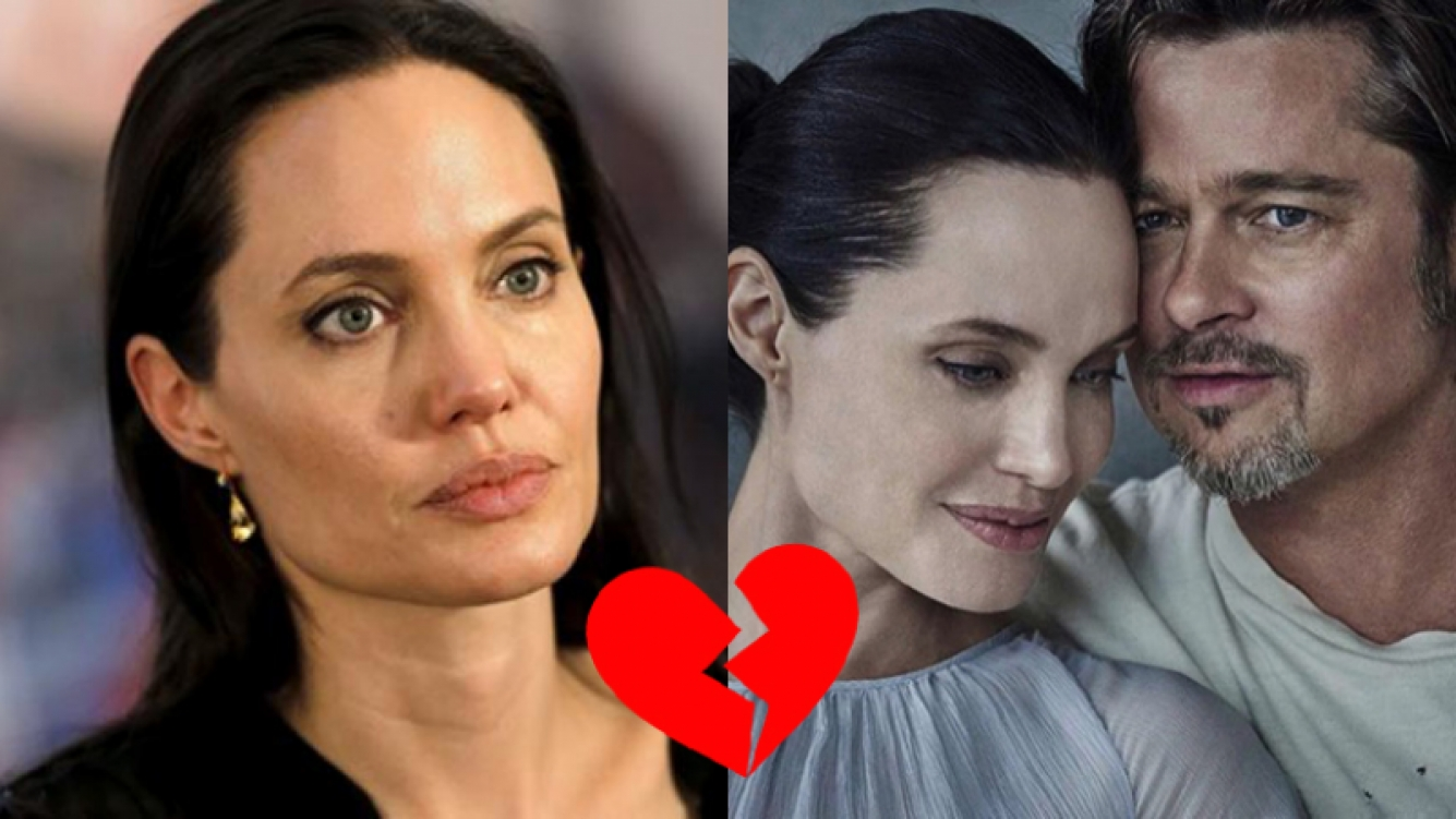 Angelina Jolie contó detalles de su ruptura de Brad Pitt.