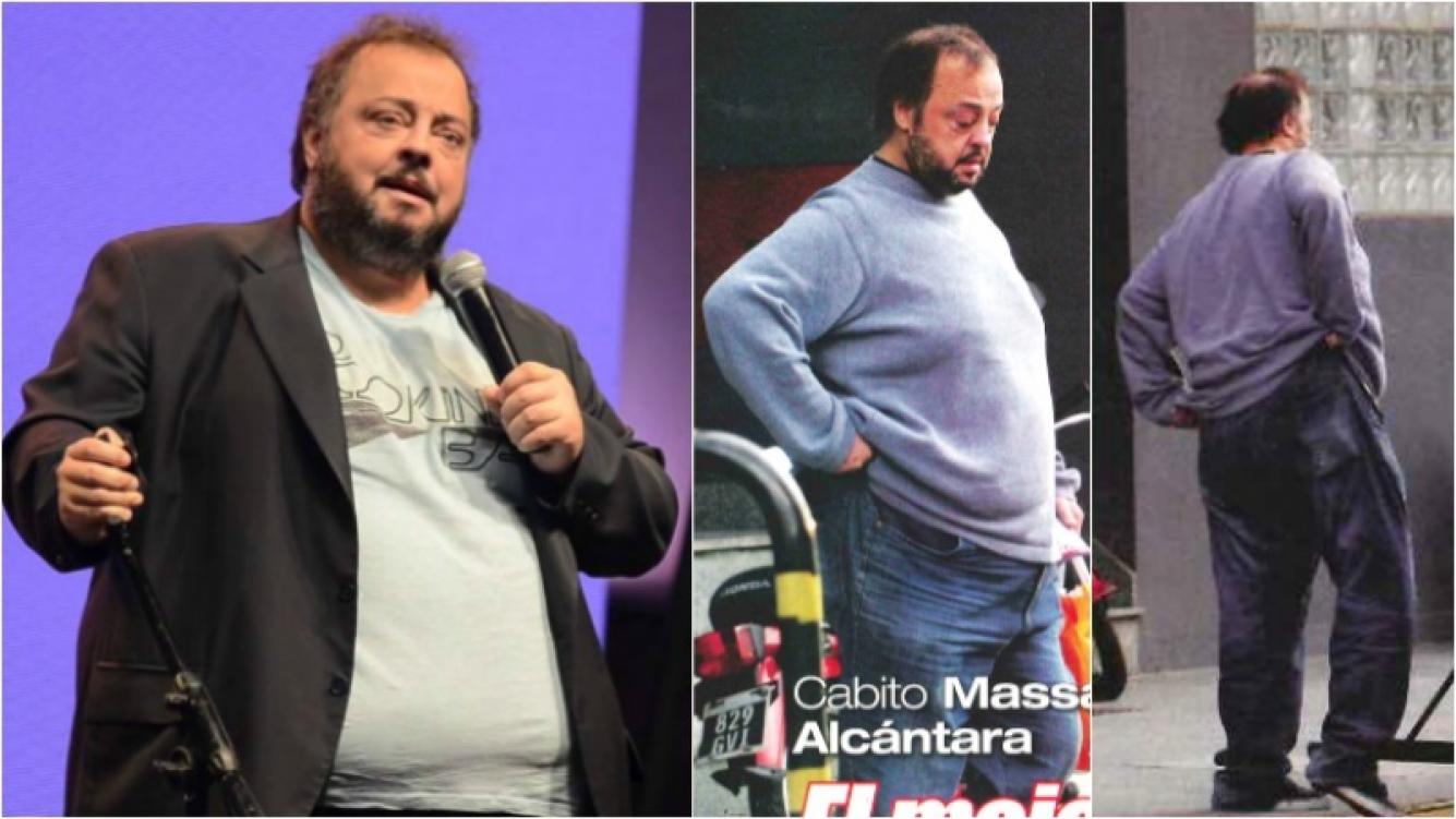 """Cabito Massa Alcántara, tras el bypass gástrico con el que bajó 70 kilos: """"Hoy sé que me voy a morir de cualquier cosa, menos de gordo"""" Foto: Revista Paparazzi/ Web"""