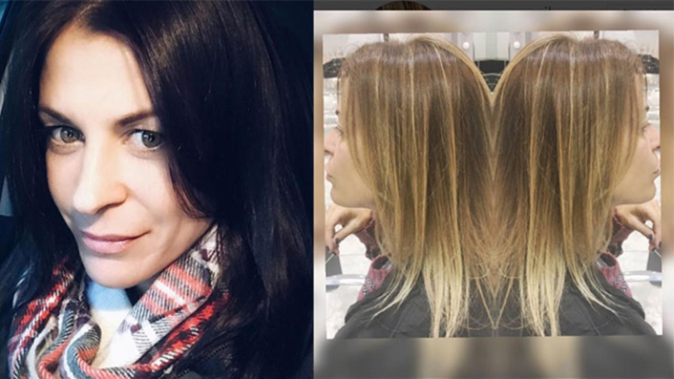 El nuevo cambio de look de Eugenia Tobal: ¡otra vez rubia!