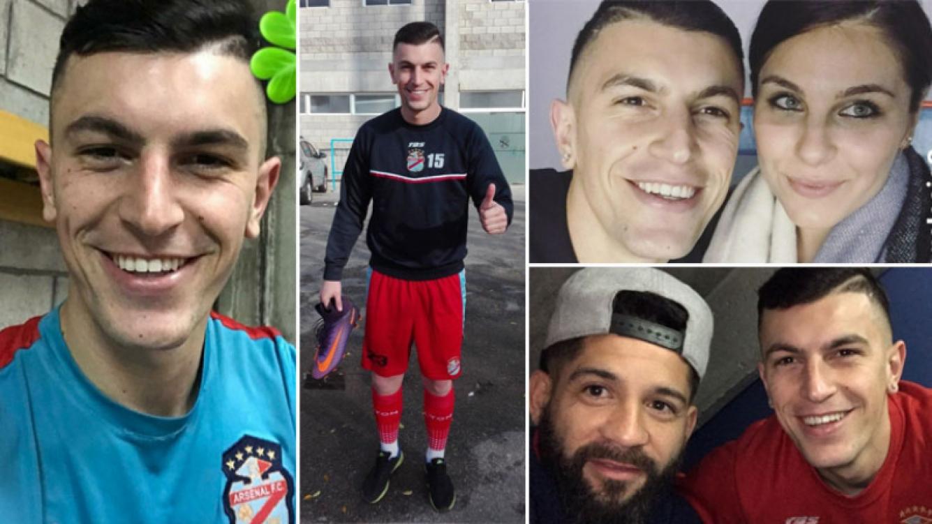 Luifa Galesio será jugador de Arsenal de Sarandí. (Foto: Ciudad)