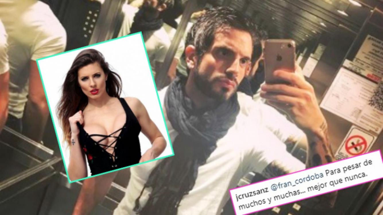 La foto sexy (¡con picante frase!) de Juan Cruz Sanz, a días de su separación de Tamara Bella (Foto: Instagram y Web)