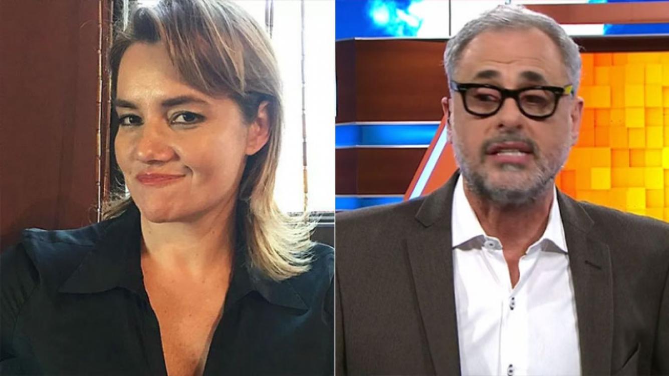 Nancy Pazos arremetió contra Jorge Rial