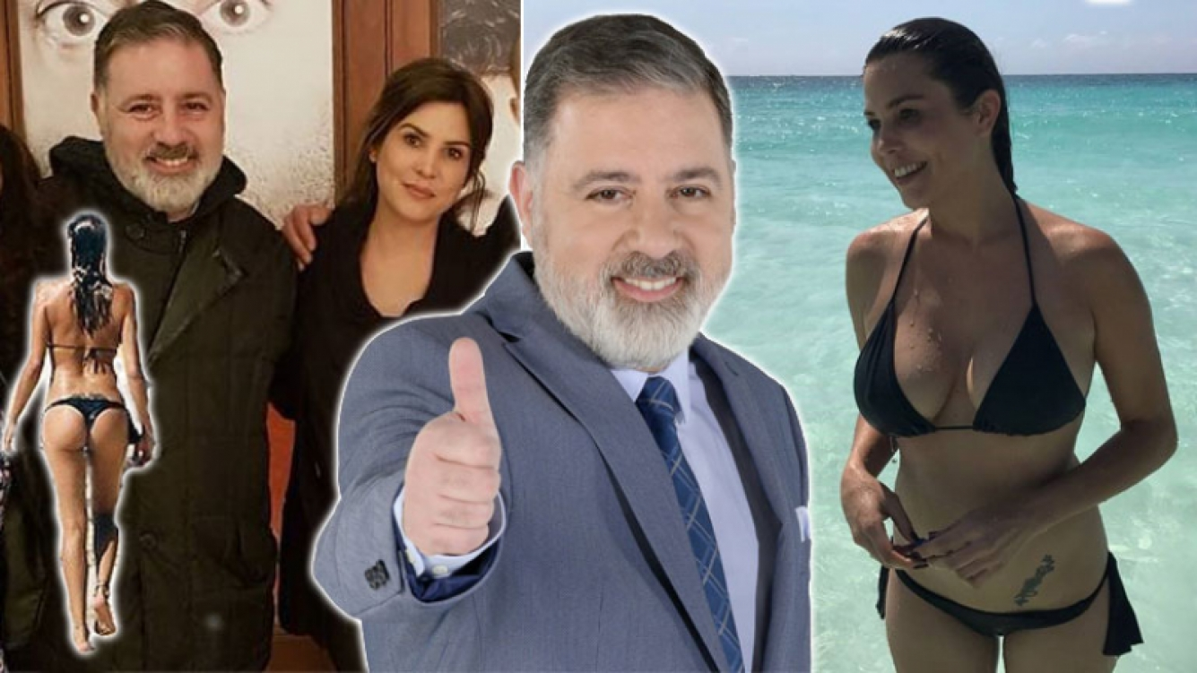 Fabián Doman y Úrsula Vargues, ¿sólo compañeros de trabajo? (Foto: Instagram)