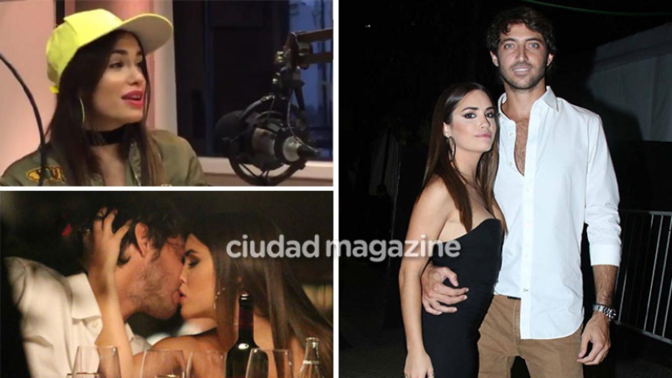 Lali Espósito contó cómo nació el amor con Santiago Mocorrea. Foto: Ciudad y Twitter.