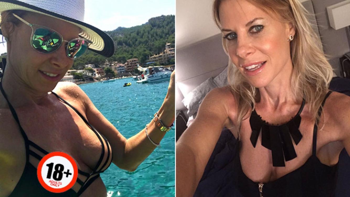 El blooper hot de la conductora durante sus vacaciones en Mallorca
