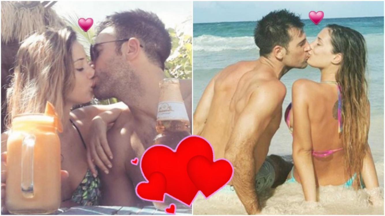 Las románticas vacaciones de Fernando Parada Villar y su novia, tras un año de relación (Fotos: Instagram)