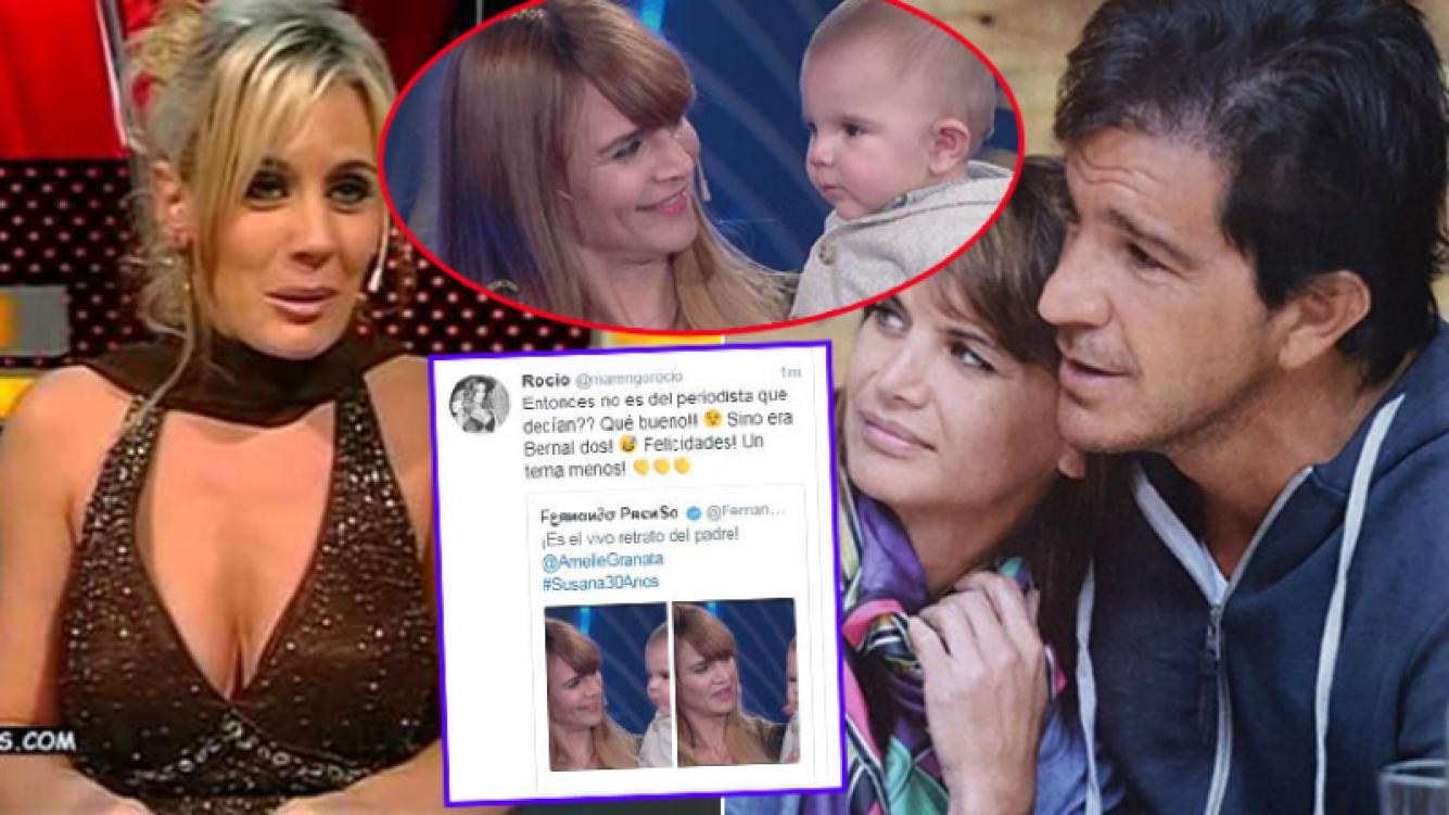 Rocío Marengo arremetió contra Amalia Granata en Twitter. Foto: Twitter.