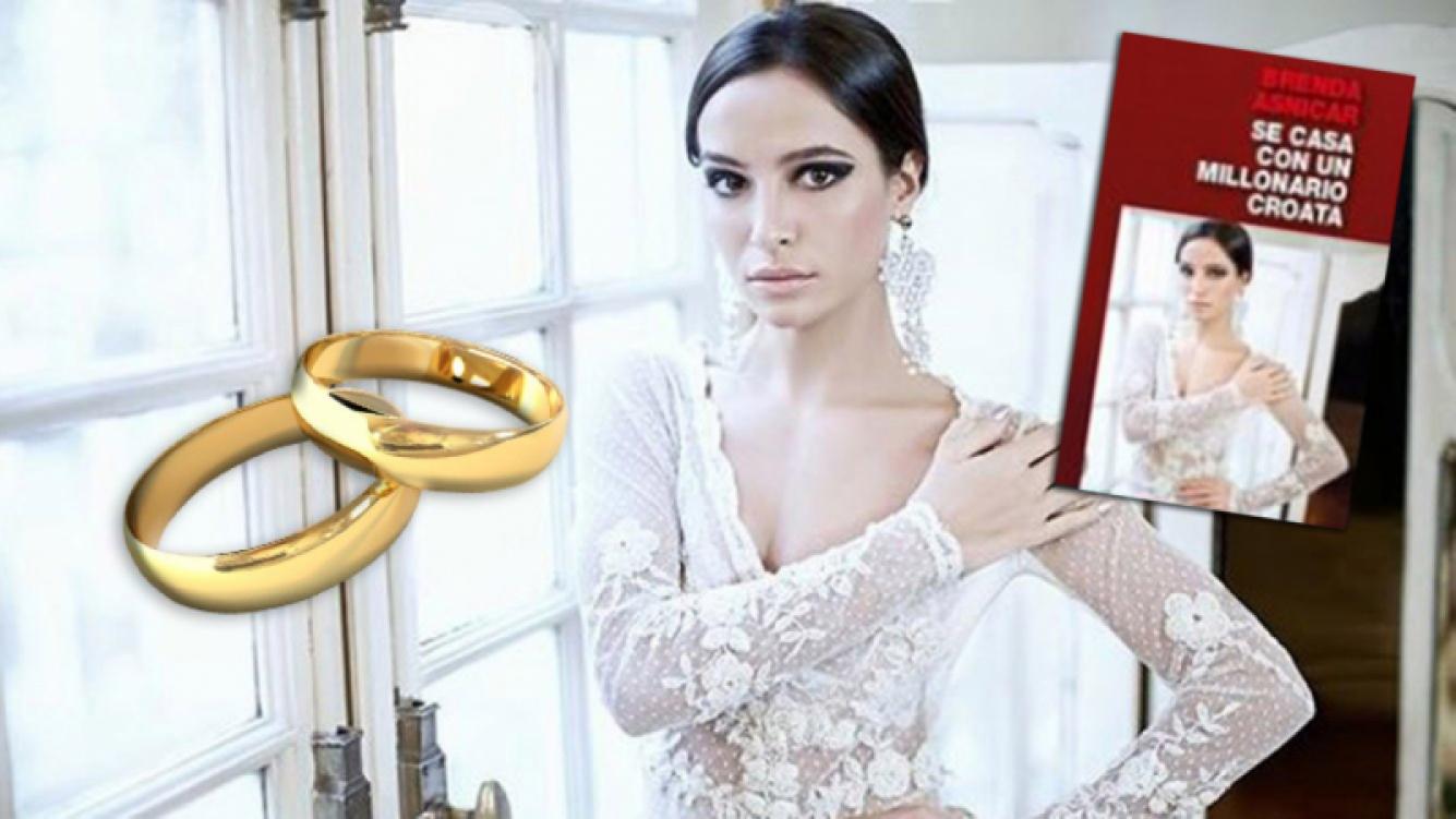 Gente afirma que Brenda Asnicar finalmente se casará en agosto con un millonario croata (Foto: Instagram).