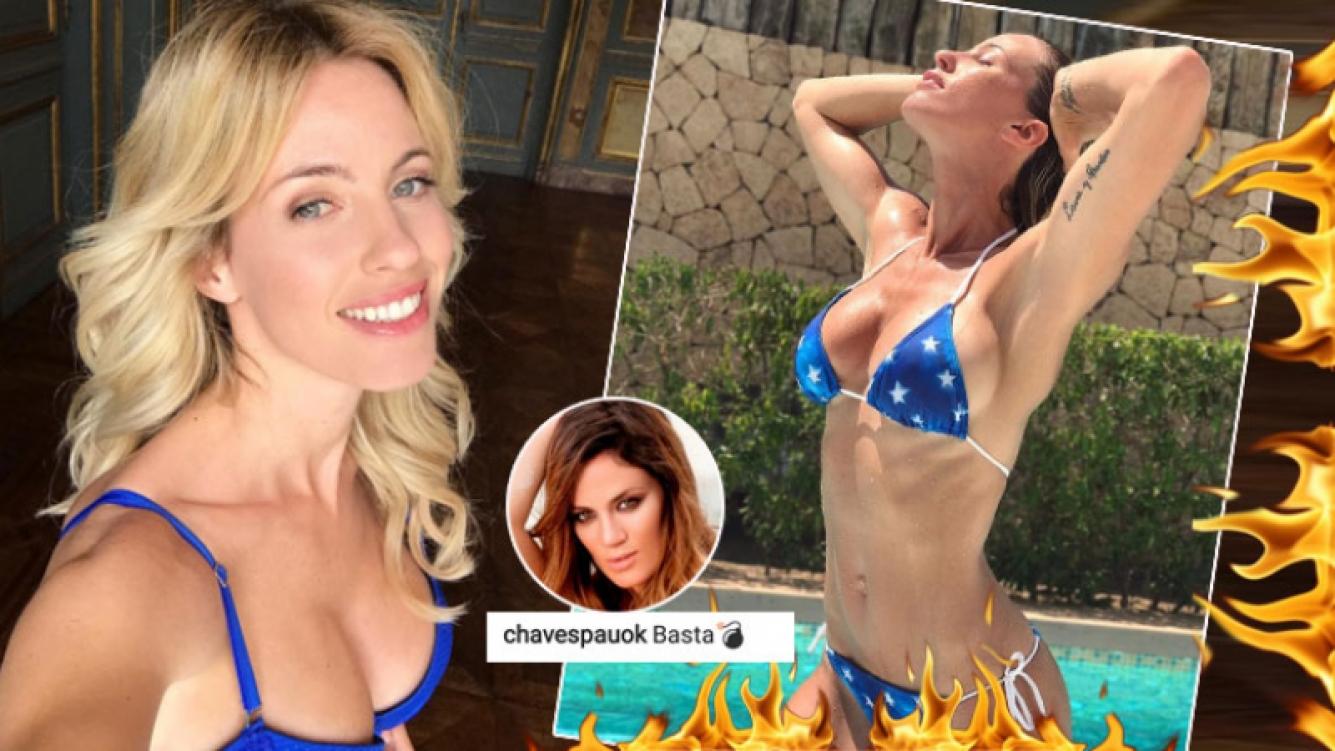 Rocío Guirao Díaz, súper diosa en bikini