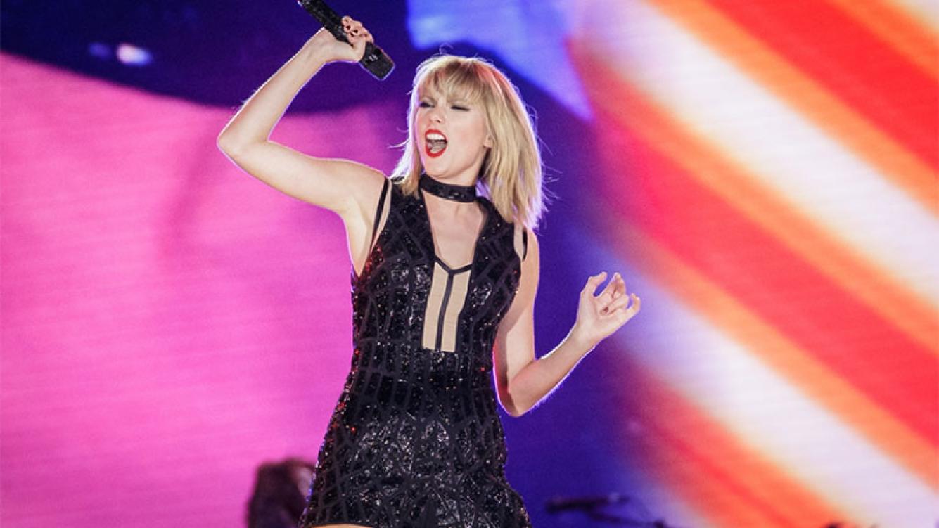 Taylor Swift lleva a juicio a un DJ denunciado por acoso sexual