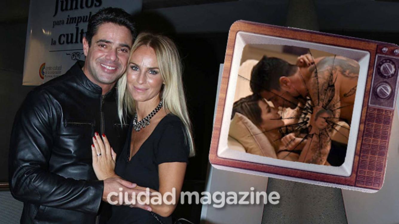 Luciano Castro y la intimidad de su relación con Sabrina Rojas. (Foto: Ciudad)