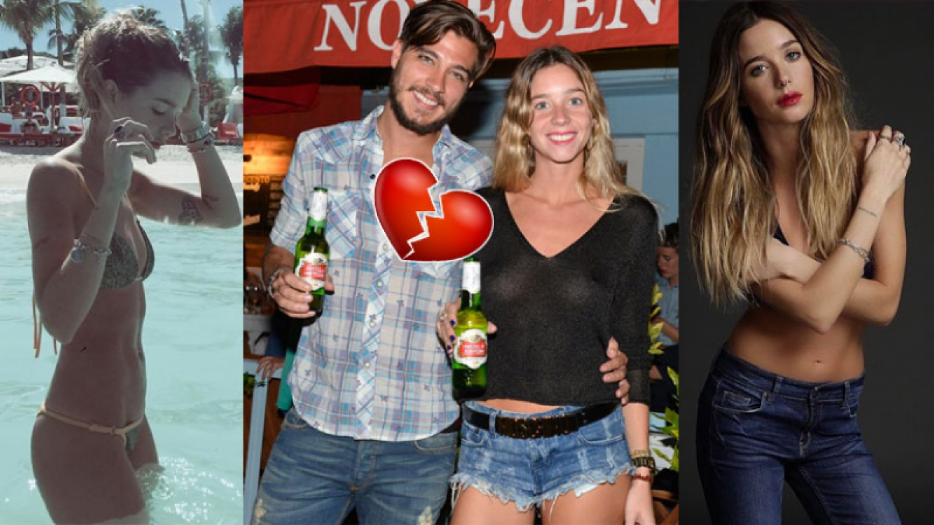 Lucía Celasco y Joaquín Rozas se separaron tras cinco años de noviazgo. (Foto: Instagram)