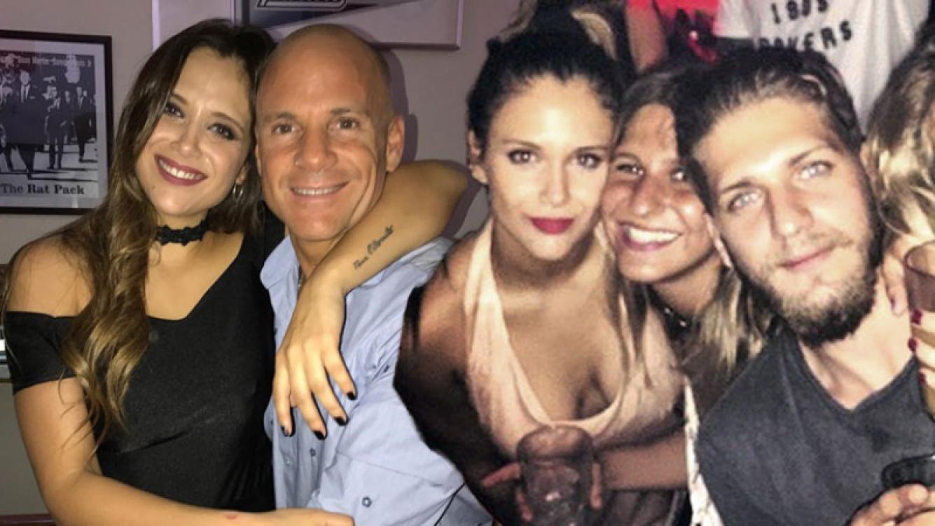 Alejandro Pucheta habló de los rumores de romance de su hija, Barbie Vélez. Foto: Instagram