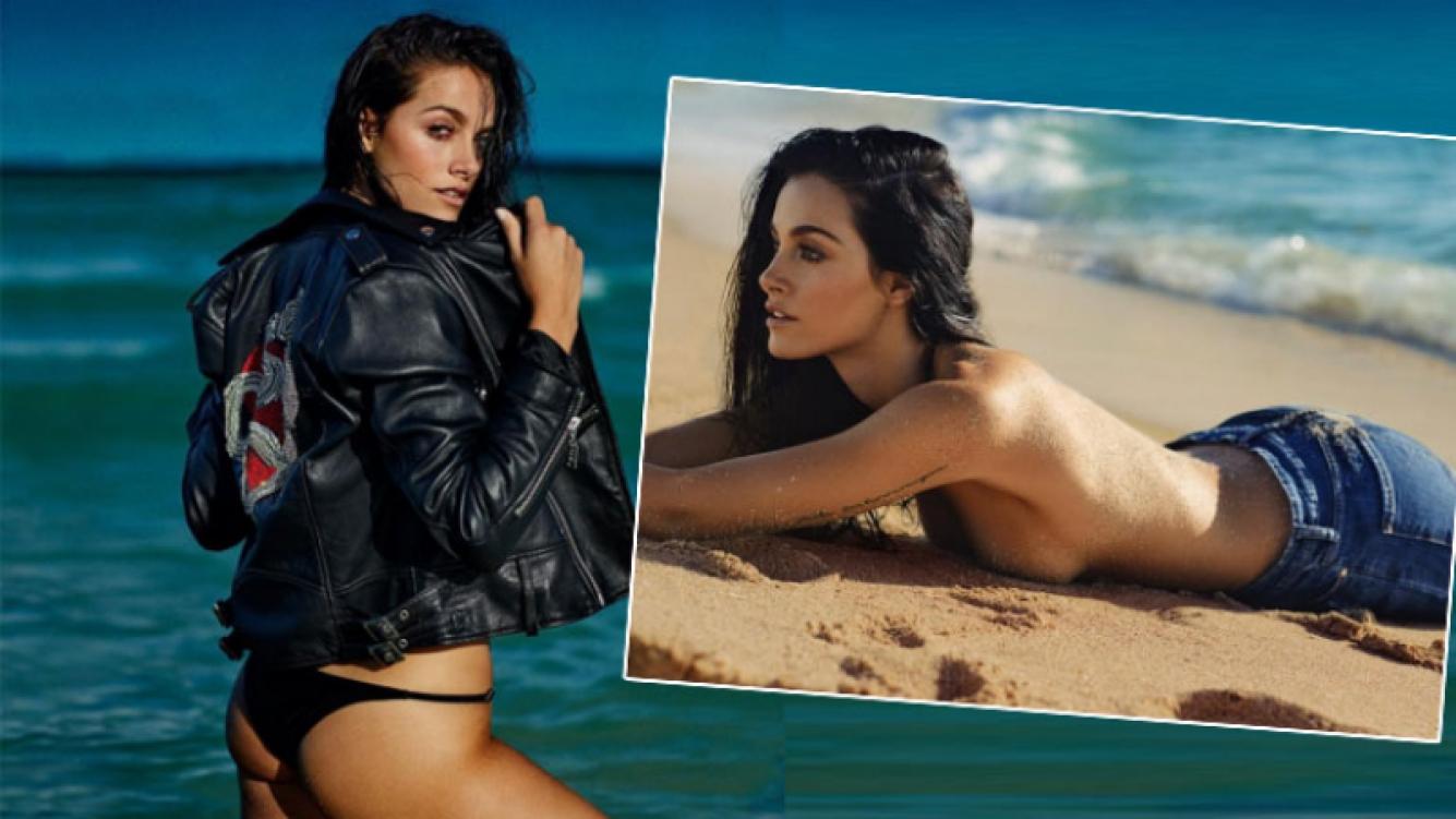 La producción súper sexy de Oriana Sabatini en la playa (Foto: Instagram)