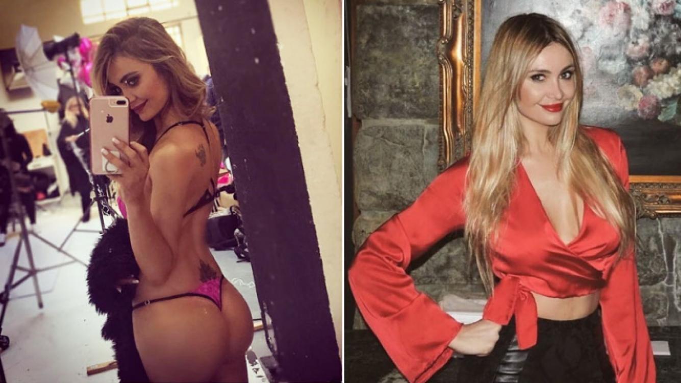 La selfie súper hot de Melina Pitra que derritió Instagram.