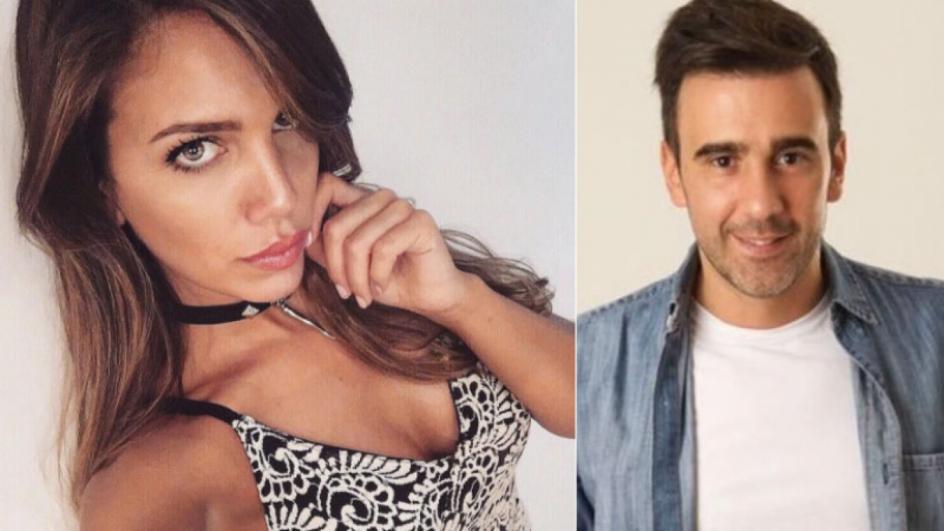 Rocío Robles le dio un palito a Federico Hoppe