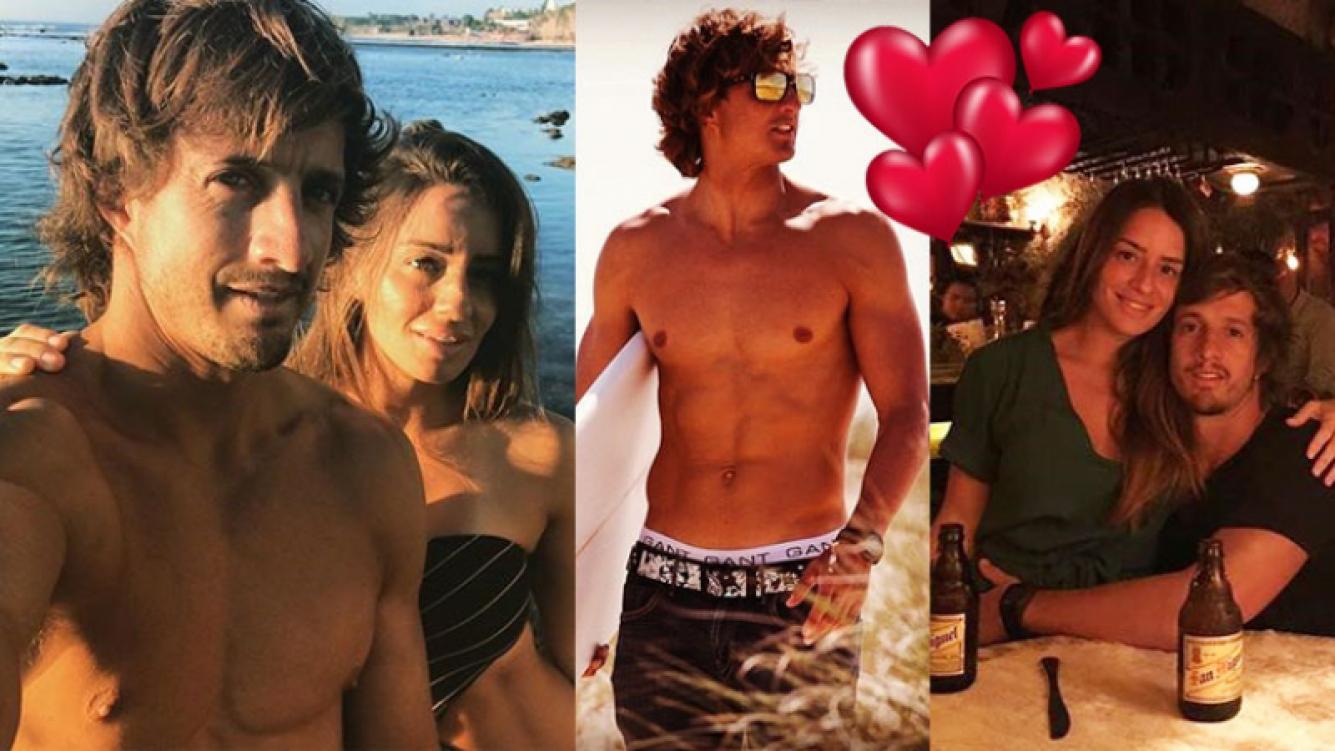 Vito Rodríguez encontró el amor en Tommy Muniz. (Foto: Instagram)