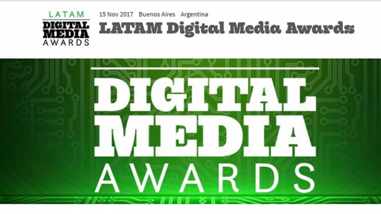 Ciudad, nominado a los Digital Media Awards 2017.