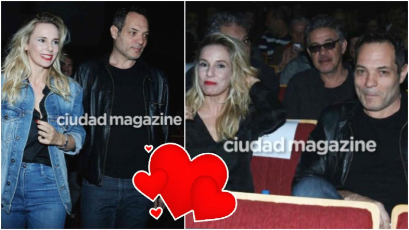 Julieta Cardinali, muy enamorada de su novio, a 10 meses de oficializar su relación (Fotos: Ciudad Magazine)