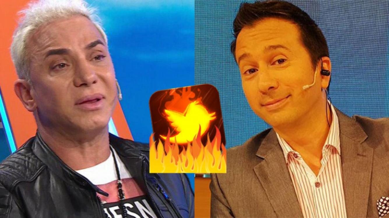 La tremenda pelea de Flavio Mendoza con Luis Bremer en Twitter
