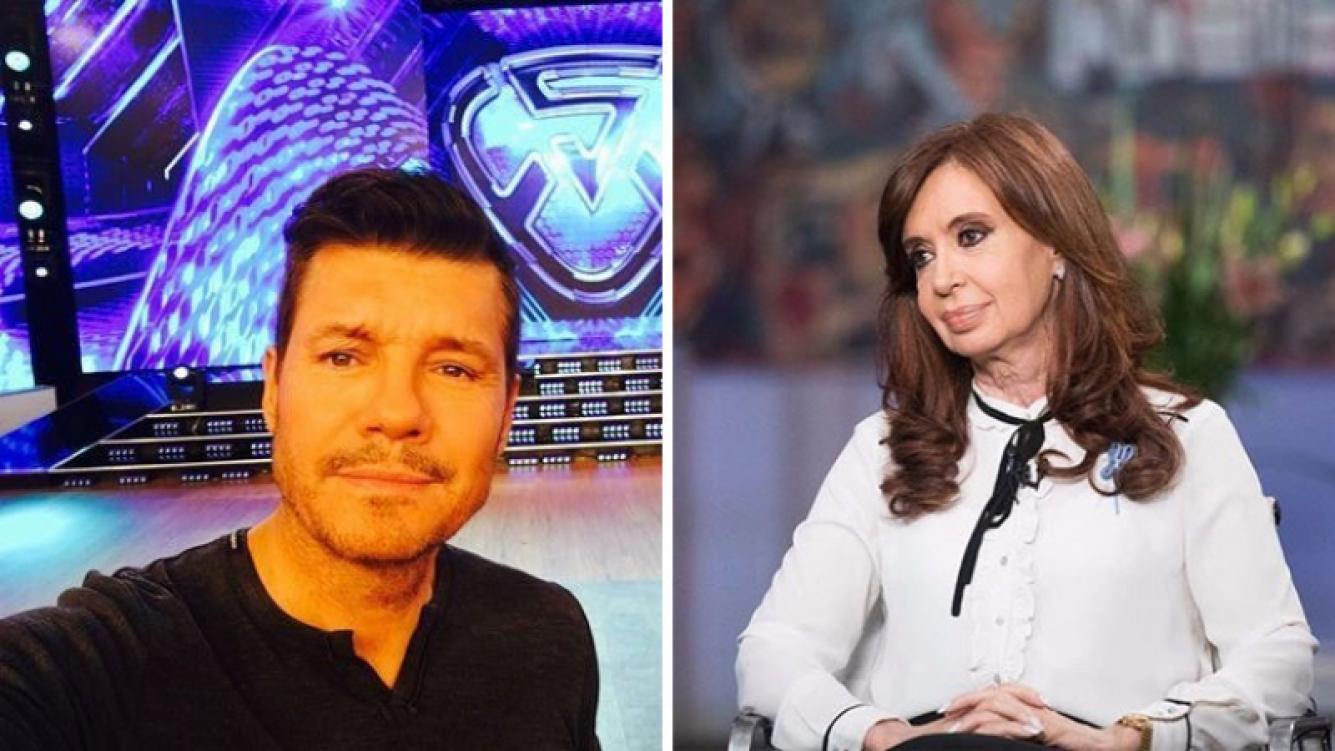 """Marcelo Tinelli: """"Estoy negociando una entrevista con Cristina, sin concesiones"""""""