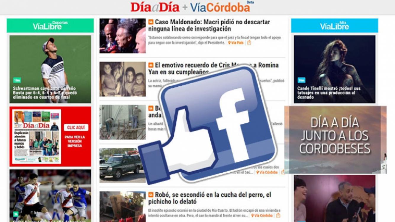 """""""Vivo en Córdoba - Facebook Live 24 horas"""", una experiencia inédita."""