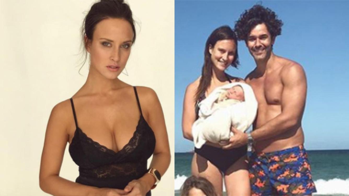 Camila Cavallo volvió a posar sexy tras dar a luz (Fotos: Instagram).