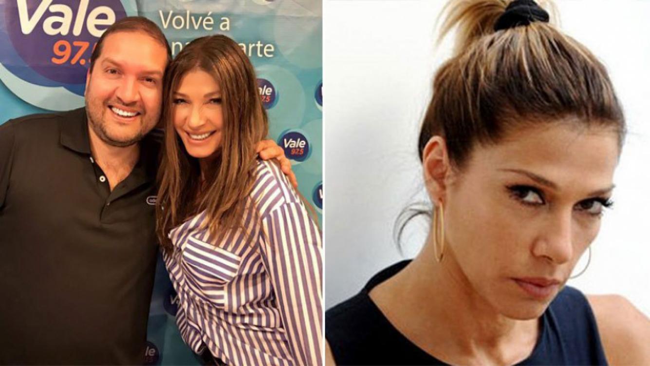 Catherine Fulop anunció su salida de FM Vale. (Foto: Instagram)