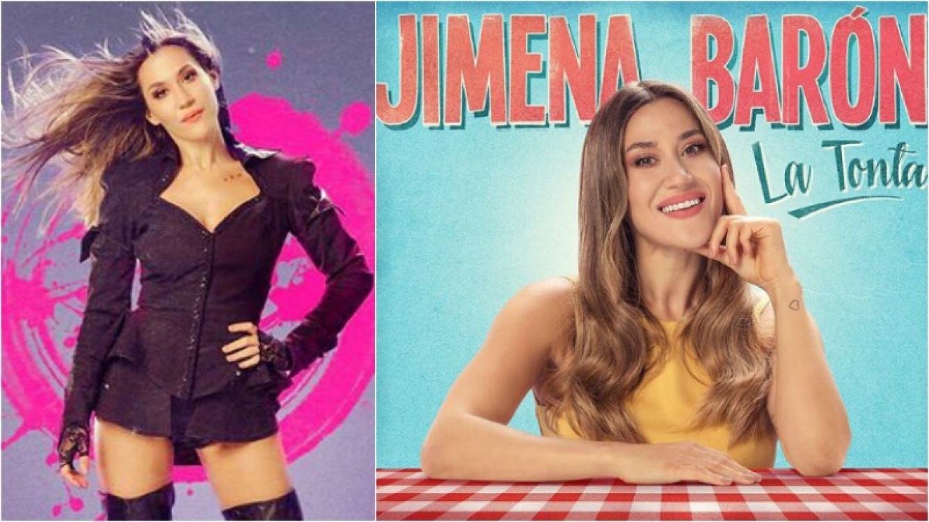 Jimena Barón lanza su primer disco en La Trastienda. Foto: Instagram