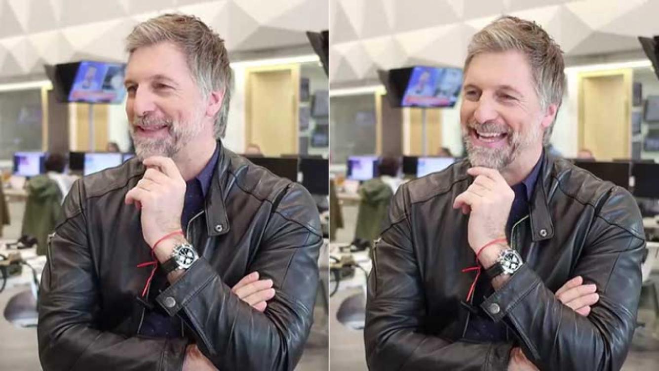 Horacio Cabak charló con Ciudad en una relajada entrevista.