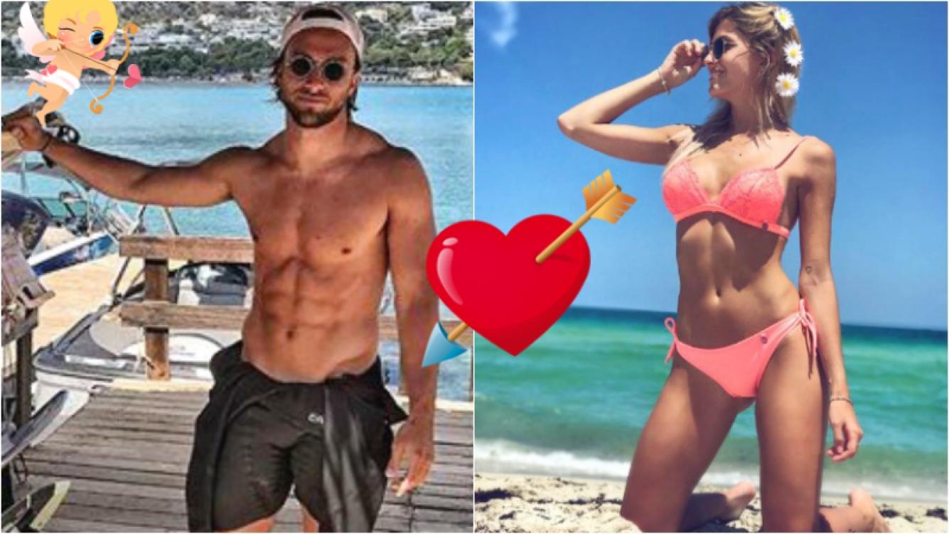 Candela Ruggeri confirmó su romance con el futbolista Lautaro Rinaldi. Foto: Instagram