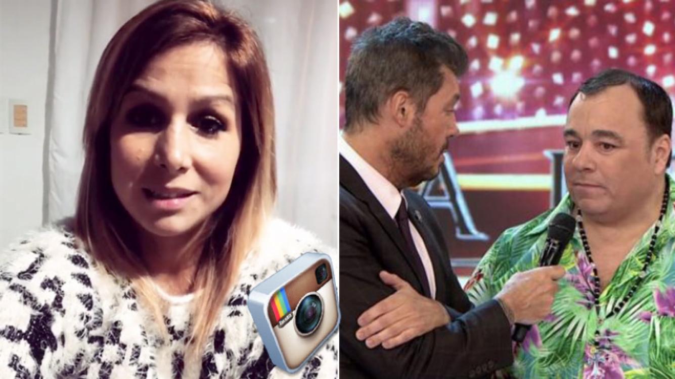 El fuerte mensaje de Fernanda Vives contra la participación de la Tota Santillán en Bailando 2017