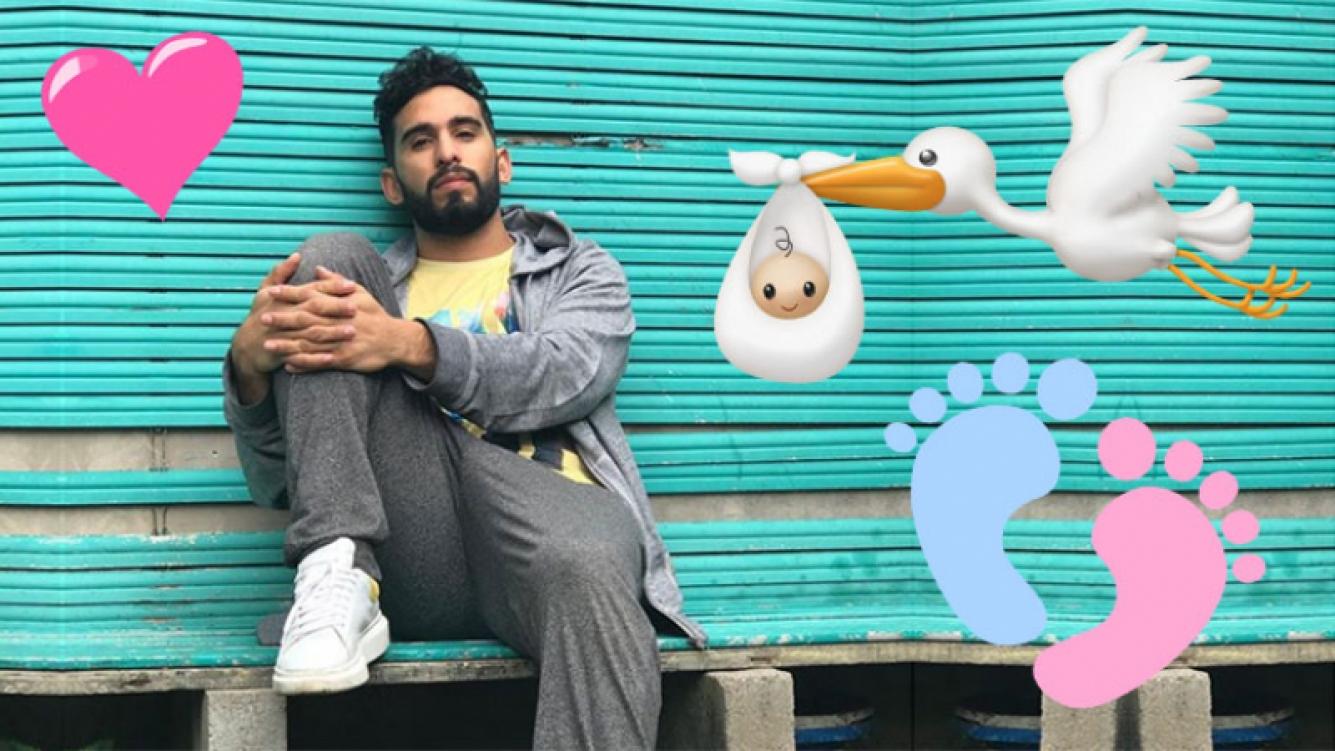 Gabo Usandivaras y el deseo de tener un hijo
