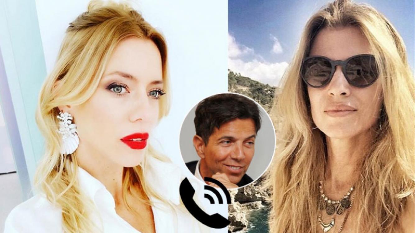 Nicole Neumann reveló que llamó a Daniela Urzi, en medio de los rumores de affaire con Cosentino