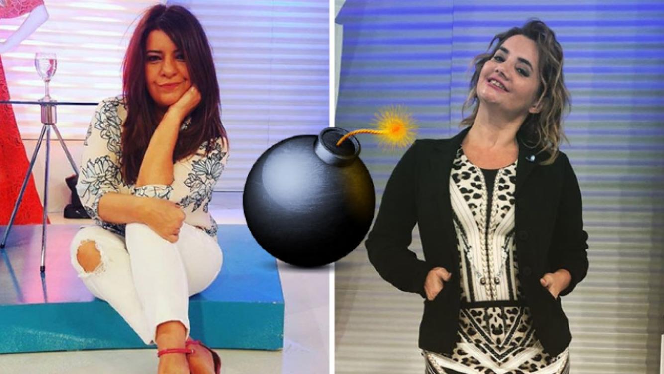 Andrea Taboada apuntó contra Nancy Pazos. Foto: Instagram.